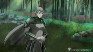 Claymore Cassandra by 4enro
