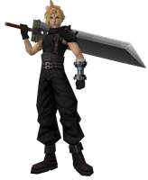 Cloud Strife by Ultimaespio