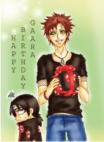 Gaara's Birthday- by Virte