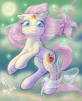Baby Princess Sparkle by KissTheThunder