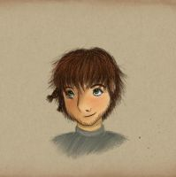 Testing hair, Hiccup by 1Hazelgracling