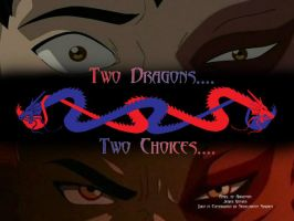 Two Dragons...Two Choices... by angel-of-arkansas