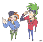 Two Cool by MetaKnuckles