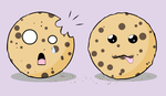 Cannibal Cookie by Akane-The-Fox