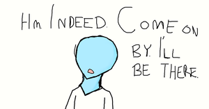 Come On By. by Anonymous--Art