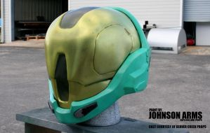 Halo EVA Helmet Replica by JohnsonArms
