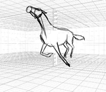Perspective practice Animation by Wild-Hearts