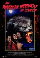 An American Werewolf in London by smalltownhero