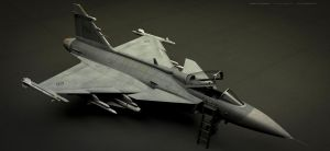 Jas_Gripen_RENDER 1 by rOEN911
