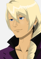 o look it's klavier by Stoofpot
