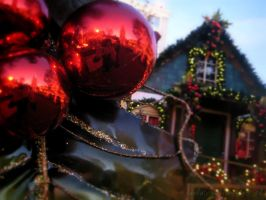 Boughs of Holly by FaNtAsYzMaRiOnEtTe