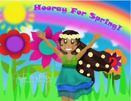Hooray for Spring by Tanis711