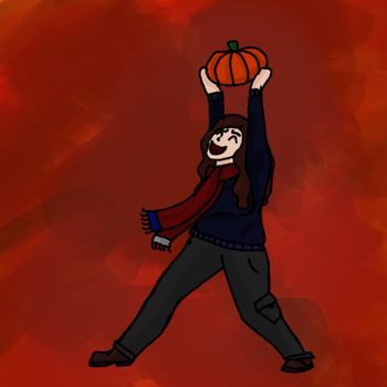 October Got Me Like by Autobotschic