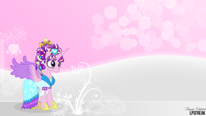 Classic Edition Cadance Wallpaper by shaynelleLPS