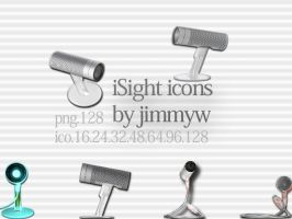 iSight icon by jimmyw