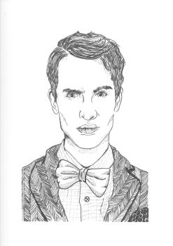 Brendon Urie 1 by MackSly