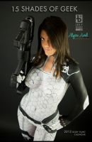 Miranda Lawson Body Paint by JoeyDeMarco