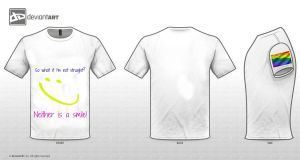 Gay Pride Shirt 2 by AlexBrit2013
