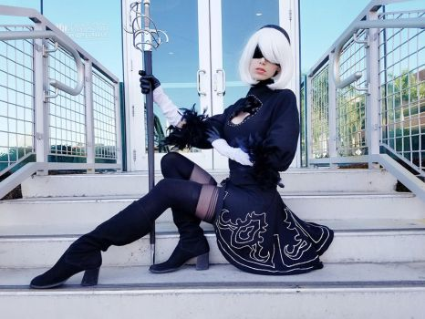 2B - XI by MeganCoffey
