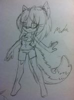 :CM: Marta Sketch by SWAG-Daddy