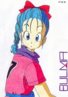 Young Bulma 4 by The-BulmaLover