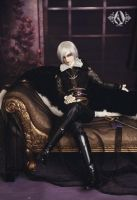Earl of Black Tulip------Leo by Angell-studio