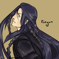 Fingon by vinyatar