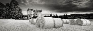 Castle Menzies by Spinner1526