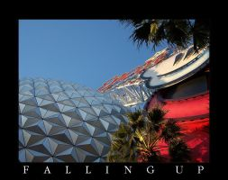 Falling Up by Findae