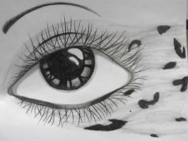 Eye by beauty-to-pain