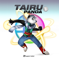 Tairu Panda: Ready2Brawl by super-tuler