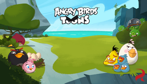 Angry Birds Toons #2 by nikitabirds