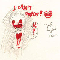 CAN BLEED CANNOT DRAW by Sotoro-Bukia