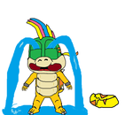 Sad Lemmy Koopa by sylis1232