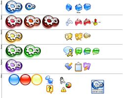 Sample Icons by fz105