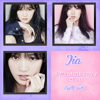 +Jia | Miss A | - Photopack 01 by ButILoveU