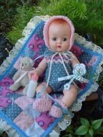 Baby Doll Layette 2 by Ivixx