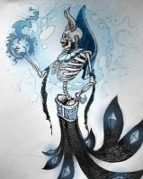 The Lich King by teh-pen