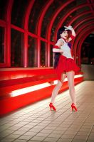 Sailor Mars: Soldier of Passion by TheRestless88