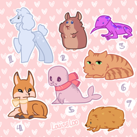 MLP Pet adopts OPEN [0/7] by Looji