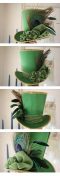 The Riddler's Hat by ImperialFiddlesticks