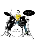 Me - Drummer by Liko