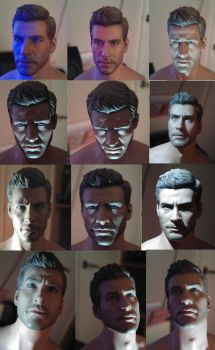 Hot toys lighting refs by mark1up