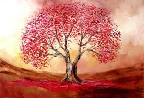 Story of the Tree 57 by sagittariusgallery
