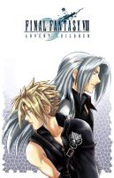 Advent Children by Hiruka00