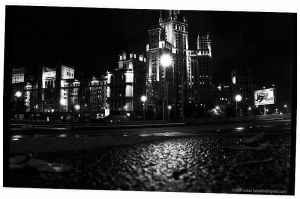 Moscow black and white by whatthis