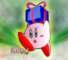 Kirby Christmas by Dman761