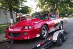1987 Chevrolet Camaro RS [Race Car] by TR0LLHAMMEREN