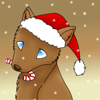 Animated Wolf icon by Mustang-Heart
