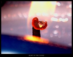 Heart Of The Candle by chakram